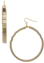 Vanessa Mooney Women's The Skylar Hoop Earrings
