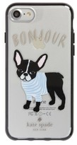 Kate Spade Bonjour Iphone 7 & 7 Plus Case - White
