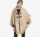 Johnston & Murphy Toggle Poncho
