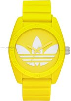 adidas Santiago Yellow SIL WHT Watch ADH6174