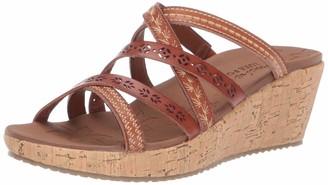 Skechers Women's Beverlee - Tiger Posse Sandal