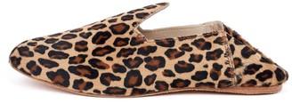 Osay The Label La Babouche Leather Loafer Slip-On Leo