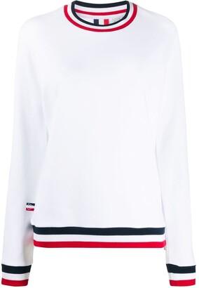 Rossignol round neck sweatshirt