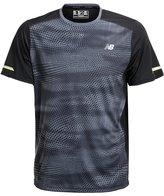 New Balance Sports Shirt Black