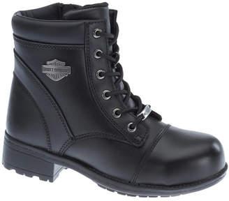Harley-Davidson Women Raine Steel Toe Work Boot Women Shoes