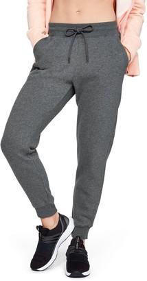 Under Armour Women's UA Rival Fleece Sportstyle Graphic Pants
