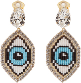 Shourouk Emojibling Eye earrings