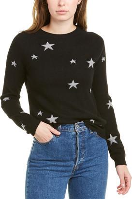 philosophy Star Raglan Cashmere Sweater