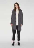 Unlined Wool Coat - ShopStyle