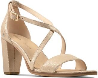 Clarks Kaylin Strappy Sandal
