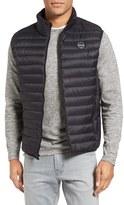 Schott NYC Men's Lightweight Quilted Down Vest