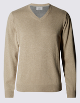 M&s Collection Pure Cotton Jumper