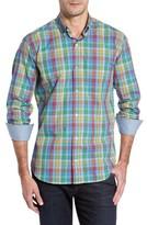 Tailorbyrd Men's Belmont Check Sport Shirt