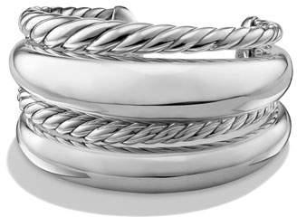 David Yurman 42mm Pure Form Four-Row Bracelet