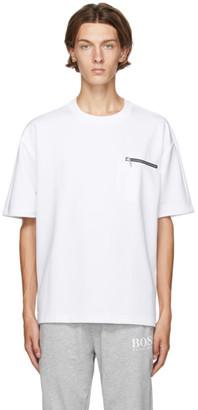 HUGO BOSS White Dalzo T-Shirt
