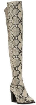 Vince Camuto Cottara Over-The-Knee Boots Women's Shoes
