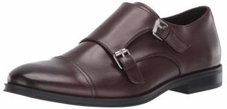 Calvin Klein Men's WINTHROPE Monk-Strap Loafer