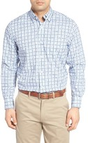Tailorbyrd Men's Great Sandy Check Sport Shirt