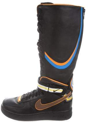 competitive price 07941 5a801 Leather Nike Boots - ShopStyle