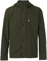 C.P. Company hooded jacket - men - Cotton/Polyimide - L