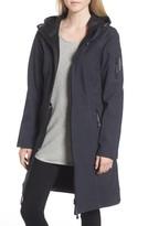 Ilse Jacobsen Women's Long Hooded Raincoat