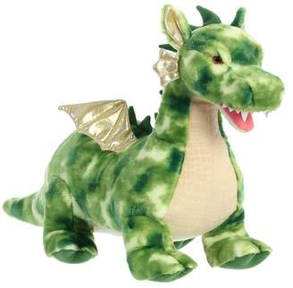 "Aurora World Toys 26\"" Green Dragon Plush"