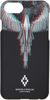 Marcelo Burlon County of Milan Black Salvador Iphone 7 Case