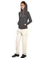 Superdry Hooded Light Cotton Fleece Sweatshirt