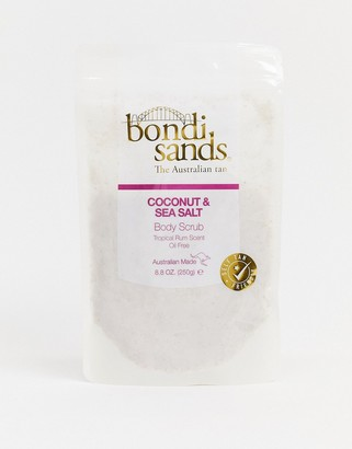 Bondi Sands Tropical Rum Coconut & Sea Salt Body Scrub 150g