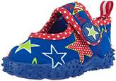 Playshoes GmbH Uv Protection Aqua Stars, Unisex Kids' Beach & Pool Shoes,(26/27 EU)