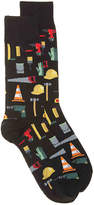 Hot Sox Men's Tools Men's Crew Socks