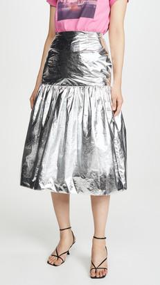 Sandy Liang Salve Skirt