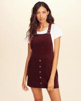 Hollister Corduroy Overall Dress