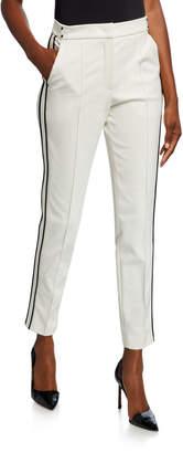 Escada Sport Tunta Tuxedo-Striped Pants
