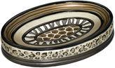 Asstd National Brand Safari Stripes Soap Dish