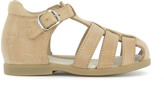 Pom D'Api Papy Fancy Buckled Leather Sandals