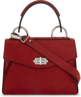 Proenza Schouler Hava small nubuck shoulder bag