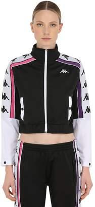 Kappa Banda 10 Antey High Collar Sweatshirt