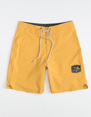 VISSLA Solid Sets Boys Boardshorts