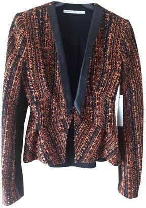Willow Orange Wool Jacket for Women