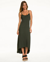Le Château Jersey Scoop Neck Maxi Dress