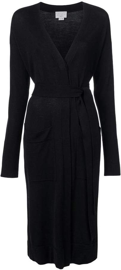 Jason Wu draped fitted cardigan
