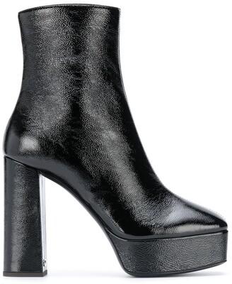 Giuseppe Zanotti Morgana platform boots