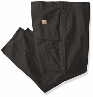 Carhartt Men's Big & Tall Rugged Flex Relaxed Fit Duck Dubble-Front Utility Work Pant