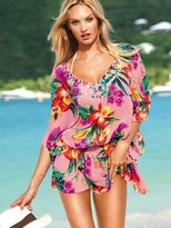 Very Sexy Caftan Embellished Cover-up