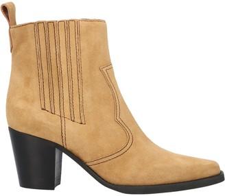 Ganni western Shoes