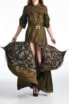 MHGS Olive Maxi Dress