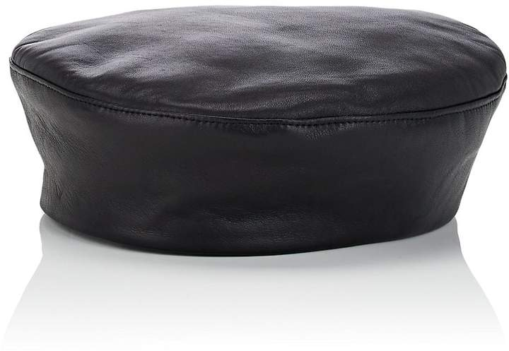 Jennifer Ouellette Women's Leather Beret