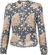 A.L.C. floral print shirt - women - Silk - 2