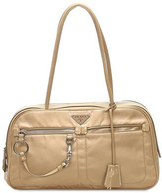 Prada Pre-Owned Tessuto shoulder bag